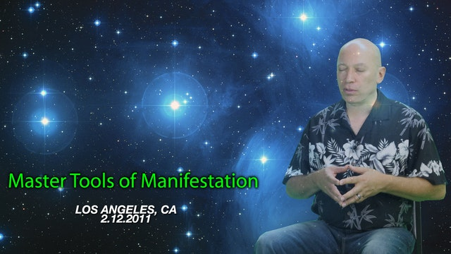 Master Tools of Manifestation - Video (1.5 hours)