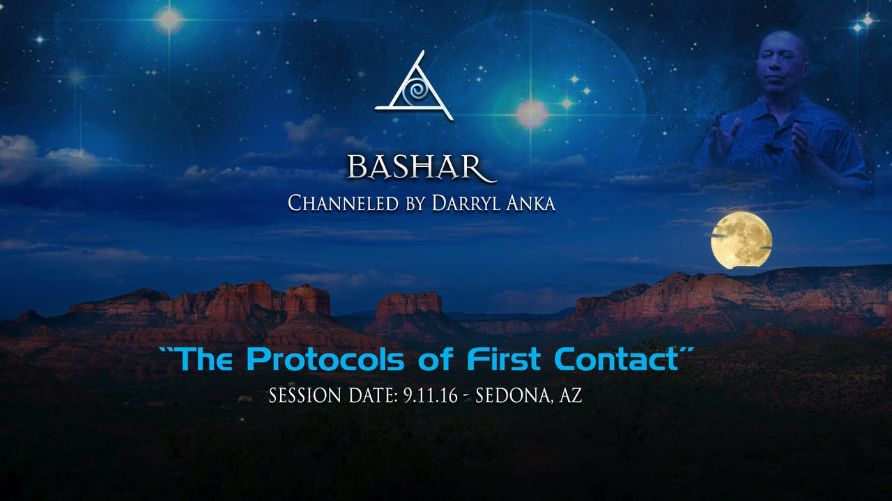 The Protocols of First Contact - Video (2 hours)