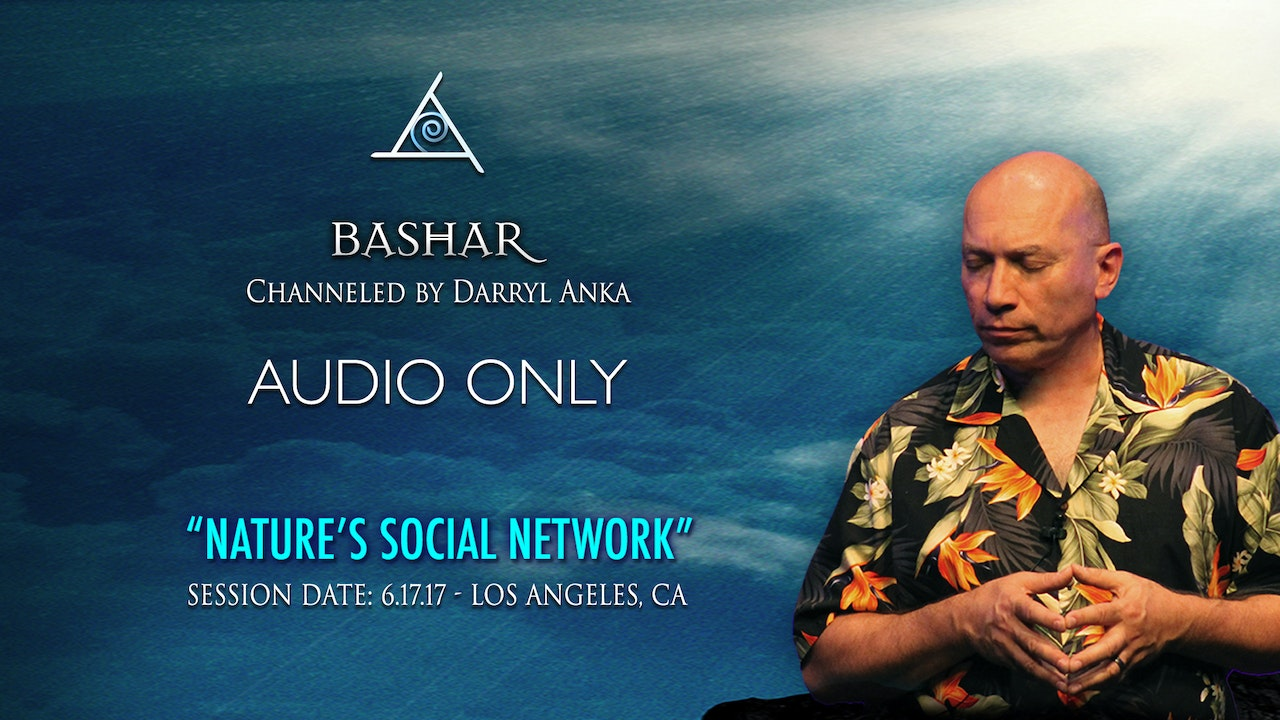 Nature's Social Network - Audio Only (2 Hours)