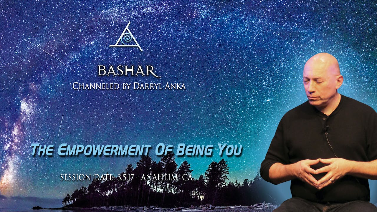 The Empowerment of Being You - Video (Approx 1 hour 40 min)