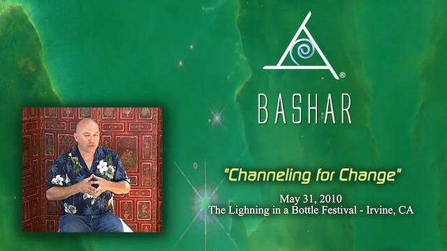 Channeling for Change - Video (1.5 hours)