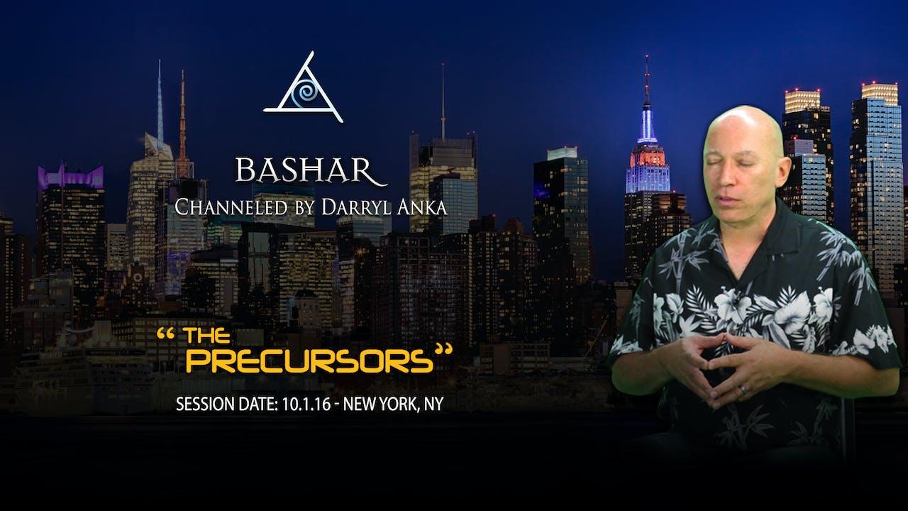 The Precursors - Video (3.5 hours)