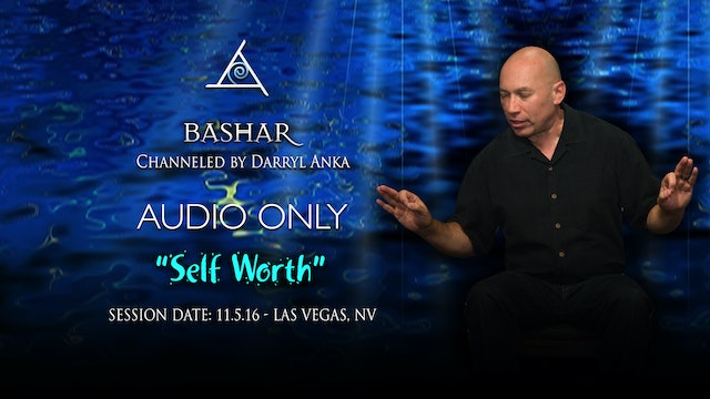 Self Worth - Audio Only (3.5 hours)