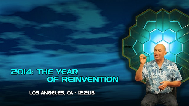 The Year of Reinvention - Video (3 hours)