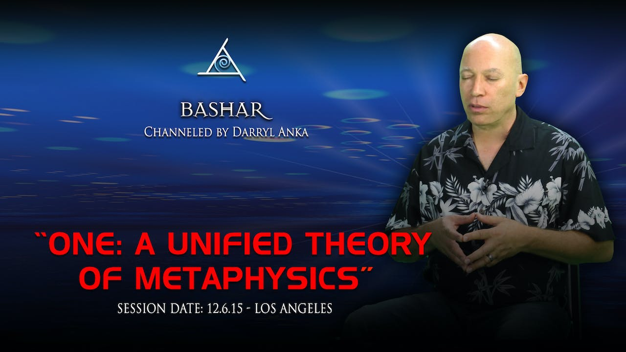One: A Unified Theory of Metaphysics - Video (2+ hours)