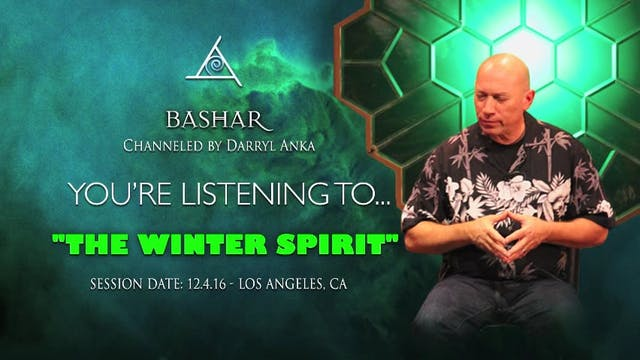 The Winter Spirit - Audio Only