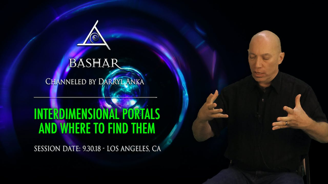 Interdimensional Portals and Where to Find Them - Video (3 hours 45 min)