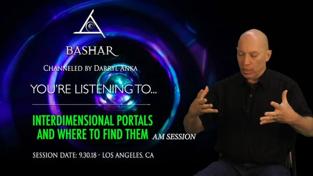 Interdimensional Portals and Where to Find Them - Audio Only (1/2)