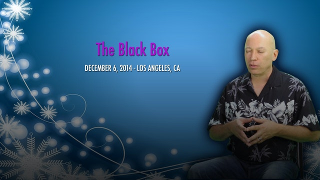 The Black Box - Video (2+ hours)