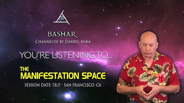 The Manifestation Space - Audio Only (1/2)