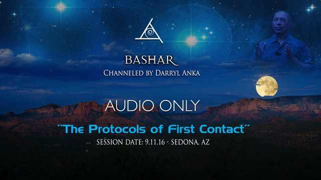 The Protocols of First Contact - Audio Only (1hr 45min)