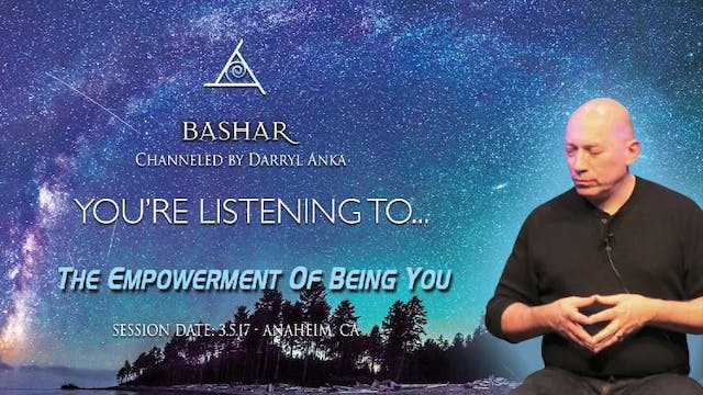 The Empowerment of Being You - Audio Only (1/1)