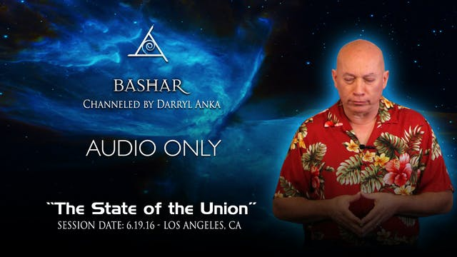 The State of the Union - Audio Only (1/1)