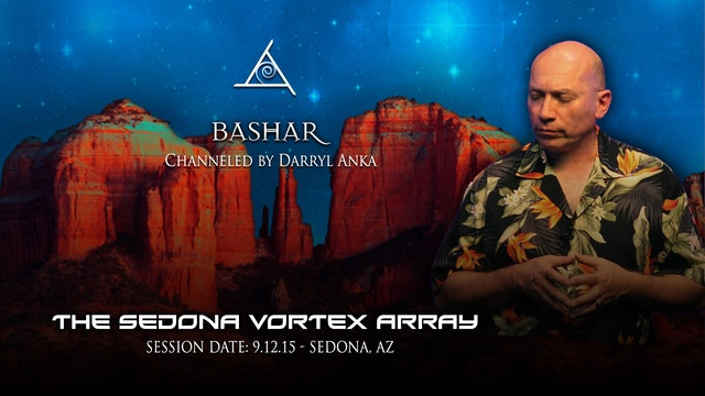 The Sedona Vortex Array - Video (4 hours)
