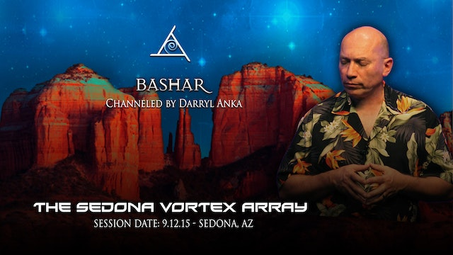 The Sedona Vortex Array - Video (4 hours)