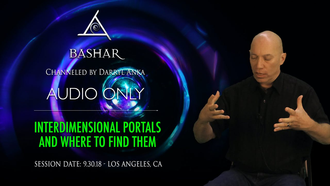 Interdimensional Portals and Where to Find Them - Audio Only (3 hours 30 min)