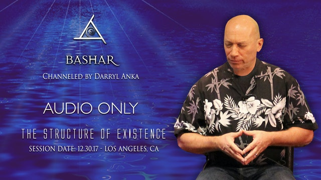 The Structure of Existence - Audio Only
