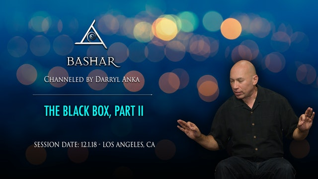 The Black Box, Part II - Video (2+ hours)