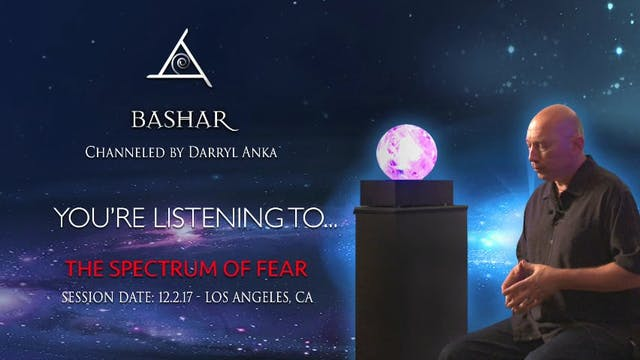 The Spectrum of Fear -Audio Only