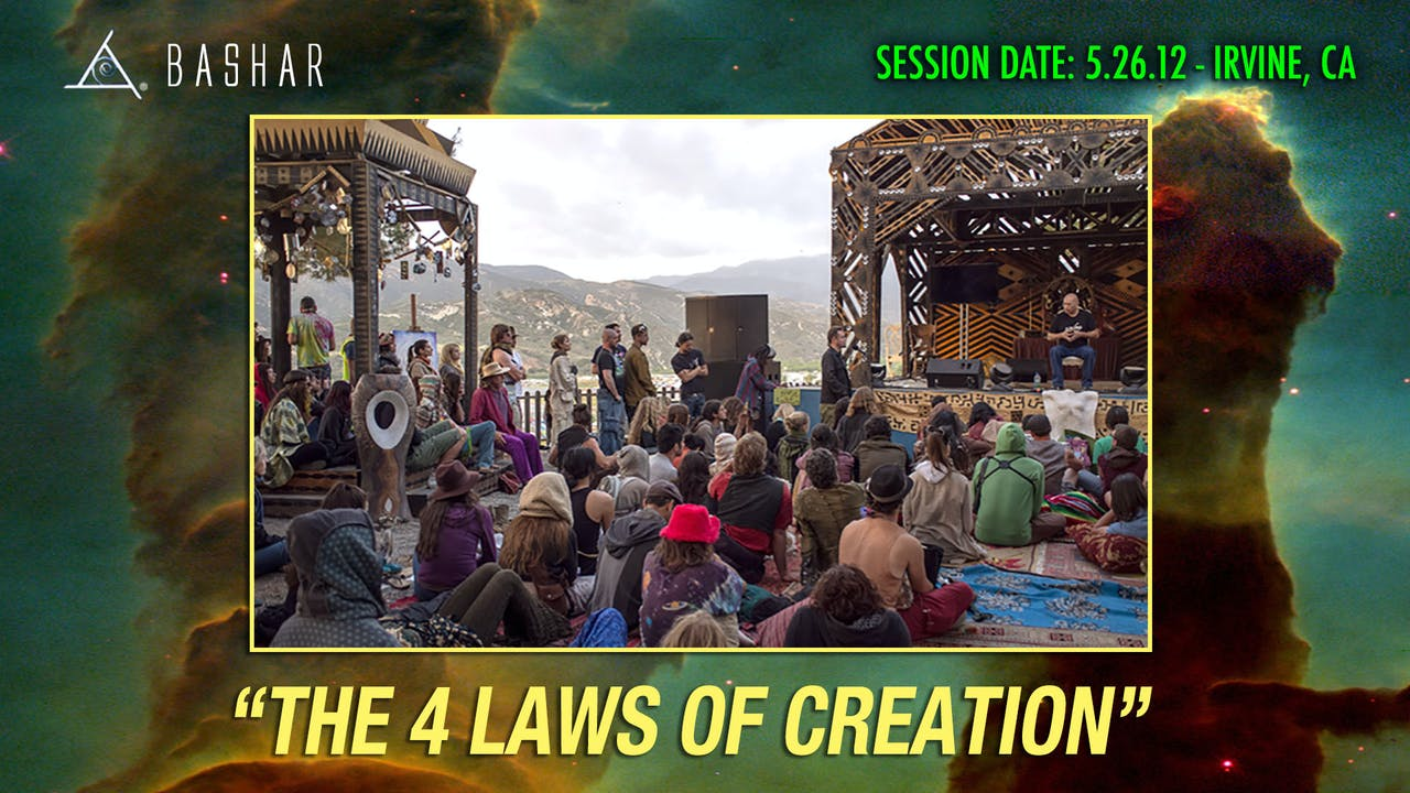 The 4 Laws of Creation - Video (1.5 hours)