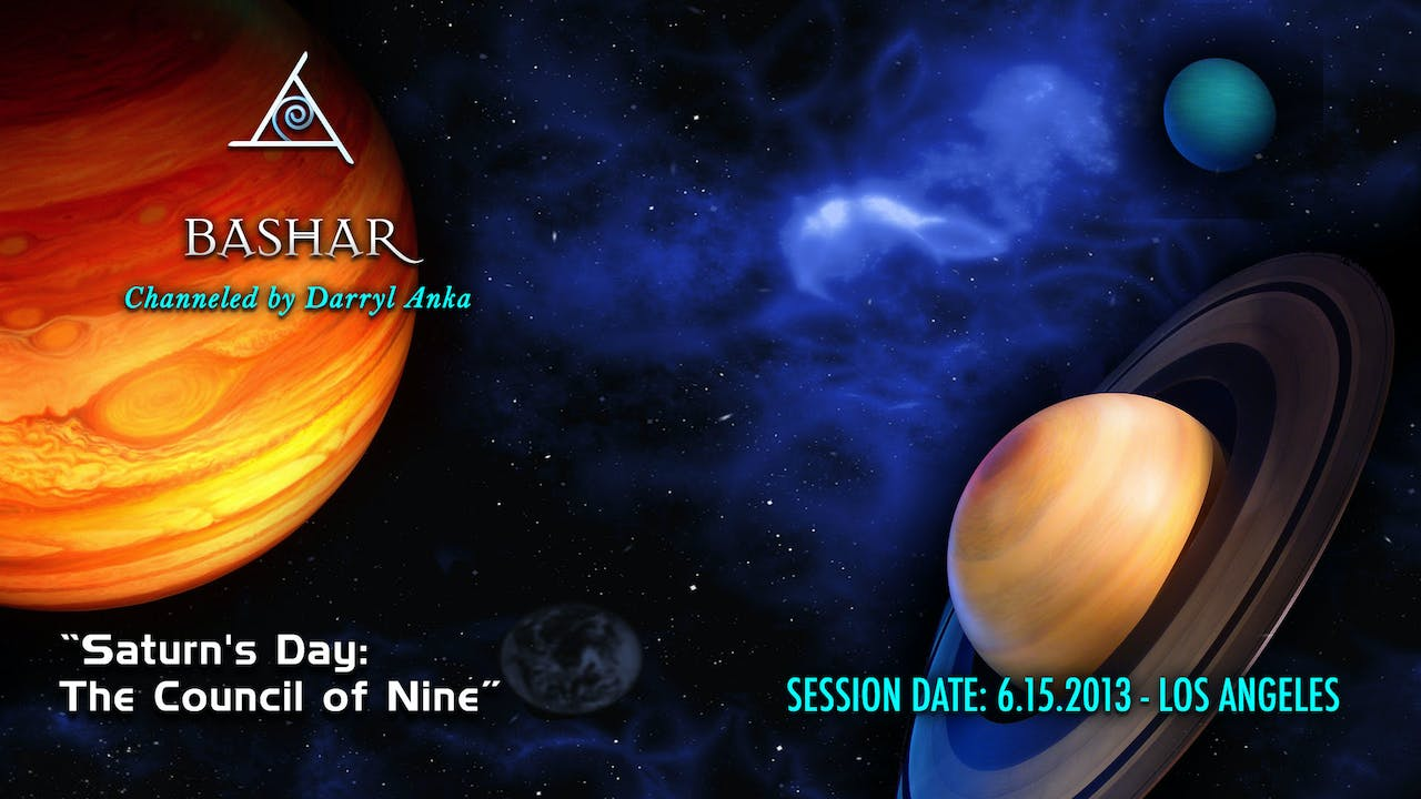 Saturn's Day, The Council of Nine - Video (2+ hours)