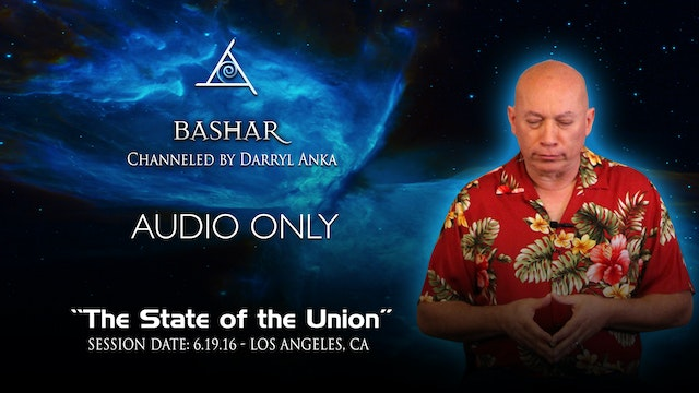 The State of the Union - Audio Only (2 hours)