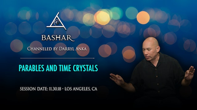 Parables and Time Crystals- Video (2+hours)