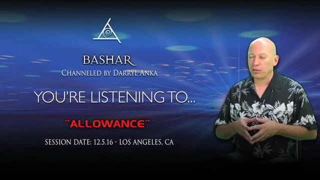 Allowance - Audio Only