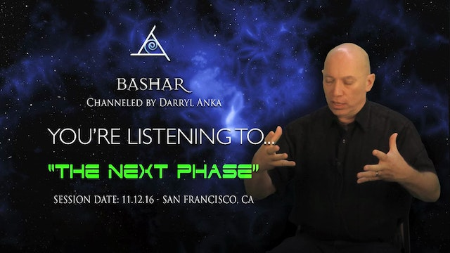 The Next Phase - Audio Only (2/2)