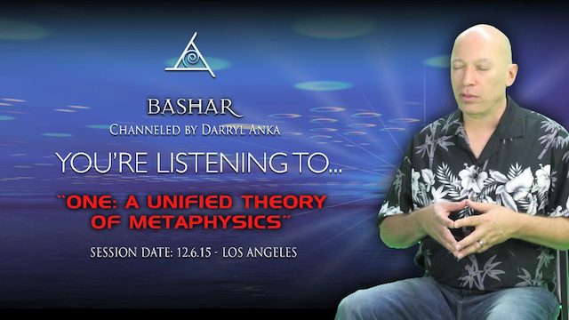 One: A Unified Theory of Metaphysics - Audio Only (1/1)