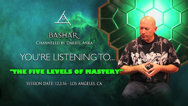 The Five Levels of Mastery - Audio Only (1/1)