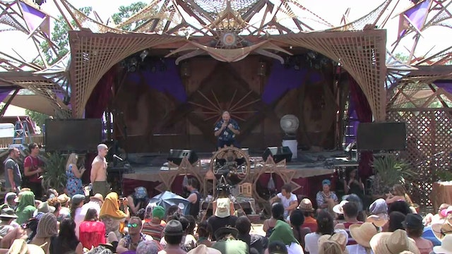 Bashar at Lightning in a Bottle Festival 2014 - Video 1/2
