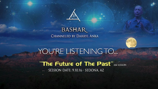 The Future of The Past - Audio Only 1/2