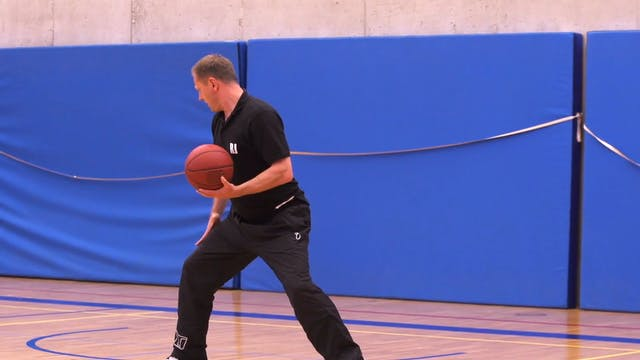Basketball Big Man Skills & Drills