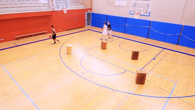Basketball Guard Skills & Drills - Chapter 1 - Warm-up