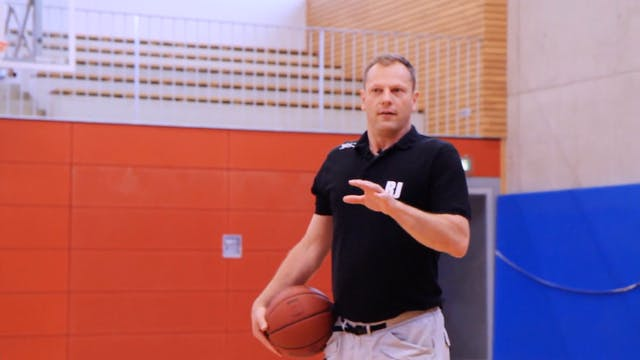Basketball Guard Skills & Drills - Chapter 2 - Jordan Move Series