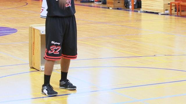 Basketball Guard Skills & Drills - Chapter 3 - Shooting drills