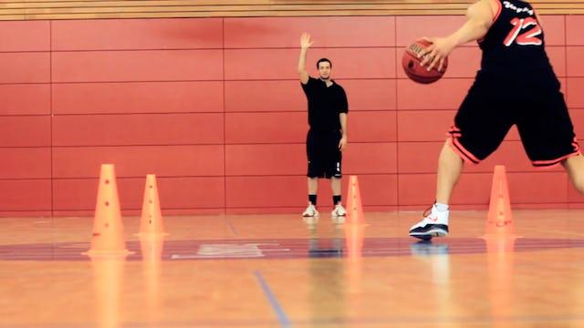 Basketball Guard Skills & Drills - Chapter 4 - Combination drills