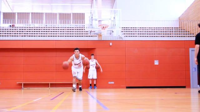 Basketball Ball Handling Drills - Chapter 2 - Ball handling expert