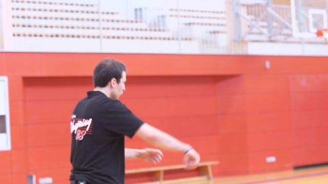 Basketball Ball Handling Drills - Chapter 3 - Ball handling pro