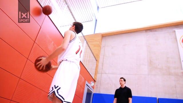 Basketball Ball Handling Drills - Chapter 4 - Bonus Ball juggling
