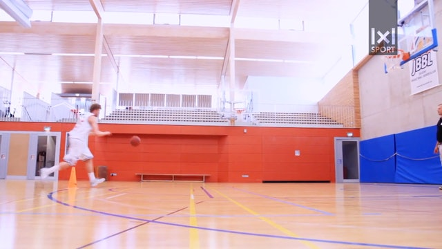 Basketball Shooting Drills - Chapter 5 - Bonus Shooting drills with Lucca Staiger