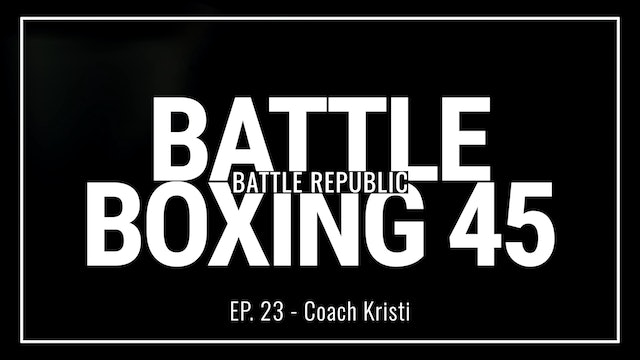 Episode 23: Coach Kristi