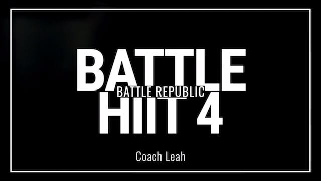Episode 4: Coach Leah
