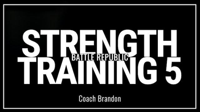 Episode 5: Coach Brandon