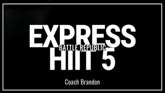 Episode 5: Coach Brandon