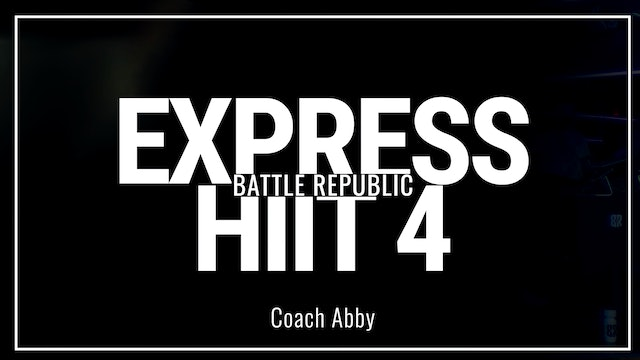 Episode 4: Coach Abby