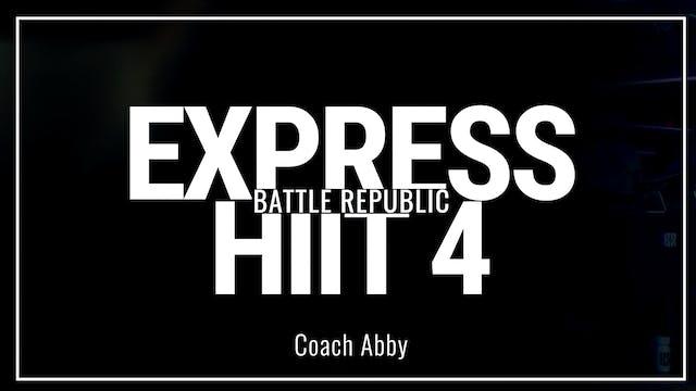 Episode 4: Coach Abby