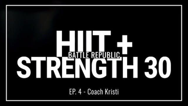Episode 4: Coach Kristi