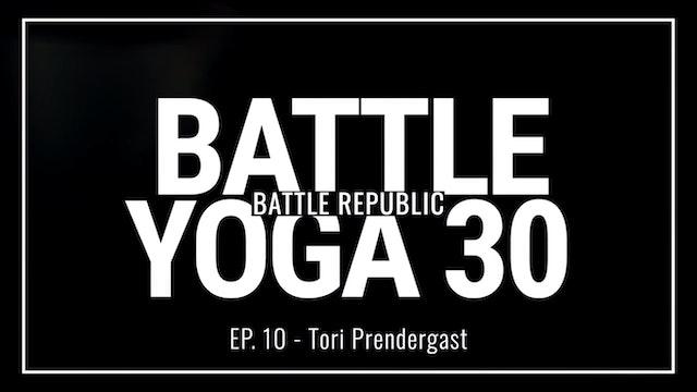 Episode 10: Guest Coach Tori